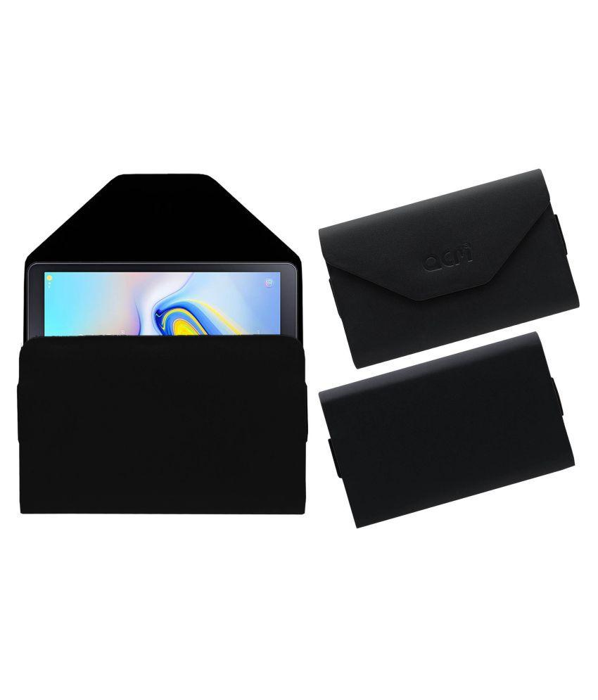 Samsung Galaxy Tab A 10.5 Inch (LTE) Pouch By ACM Black