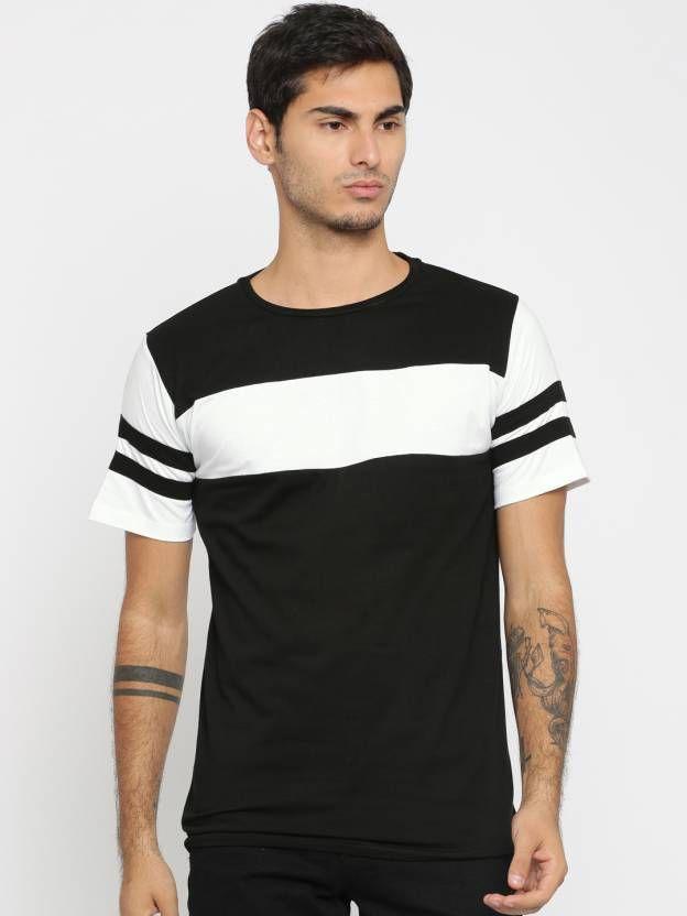 Sayitloud Black Half Sleeve T-Shirt