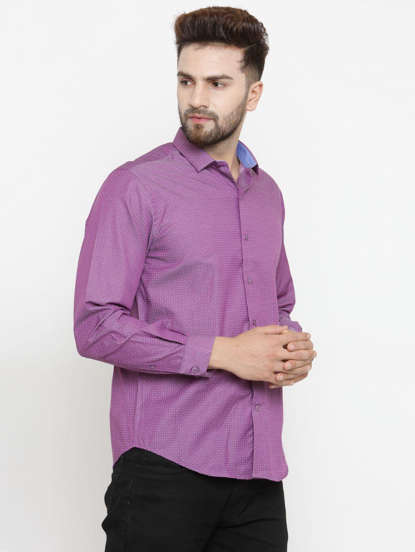 John Players Cotton Blend Shirt