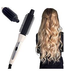 SJ Novaa 45W Hair Curling Curler Rod ( Black & White ) Product Style