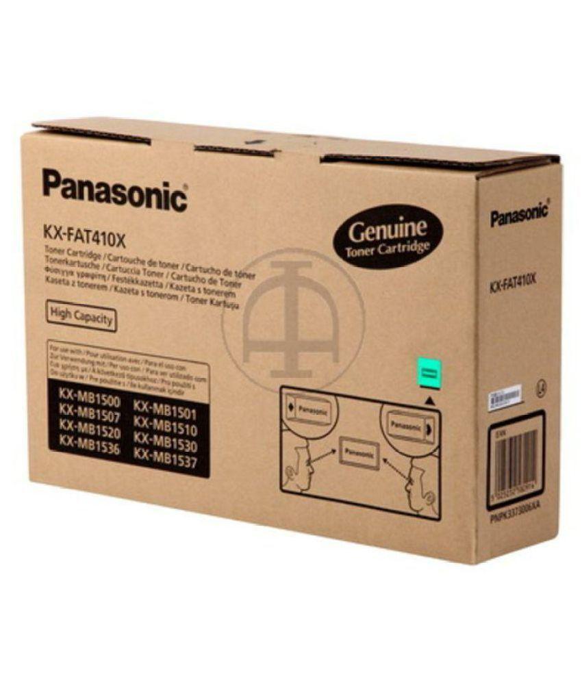 Panasonix KX FAT 410X Toner Cartridge