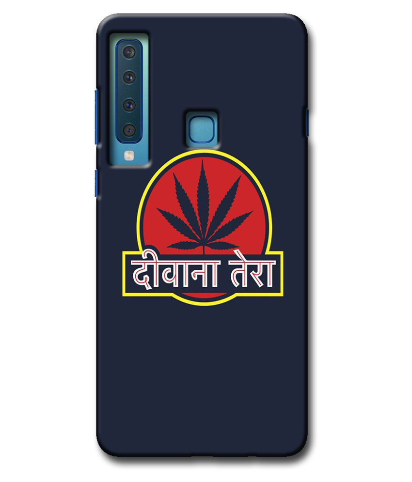 Samsung Galaxy A9 2018 Printed Cover By Case king Lifetime Print