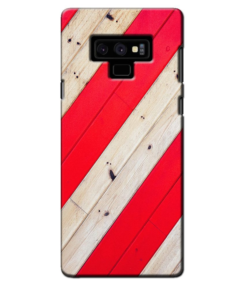 Samsung Galaxy Note 9 Printed Cover By Case king Lifetime Print