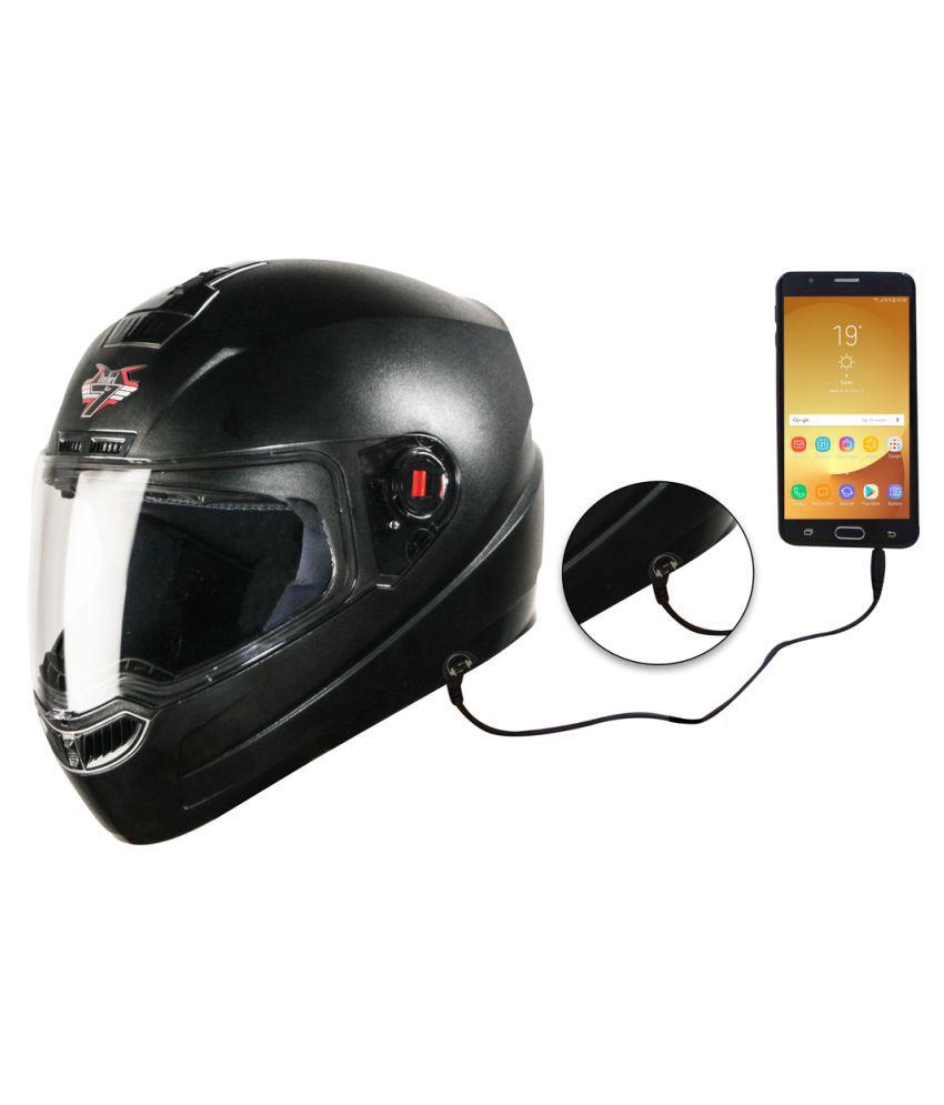 Steelbird SBA-1 7Wings - Full Face Helmet Black M