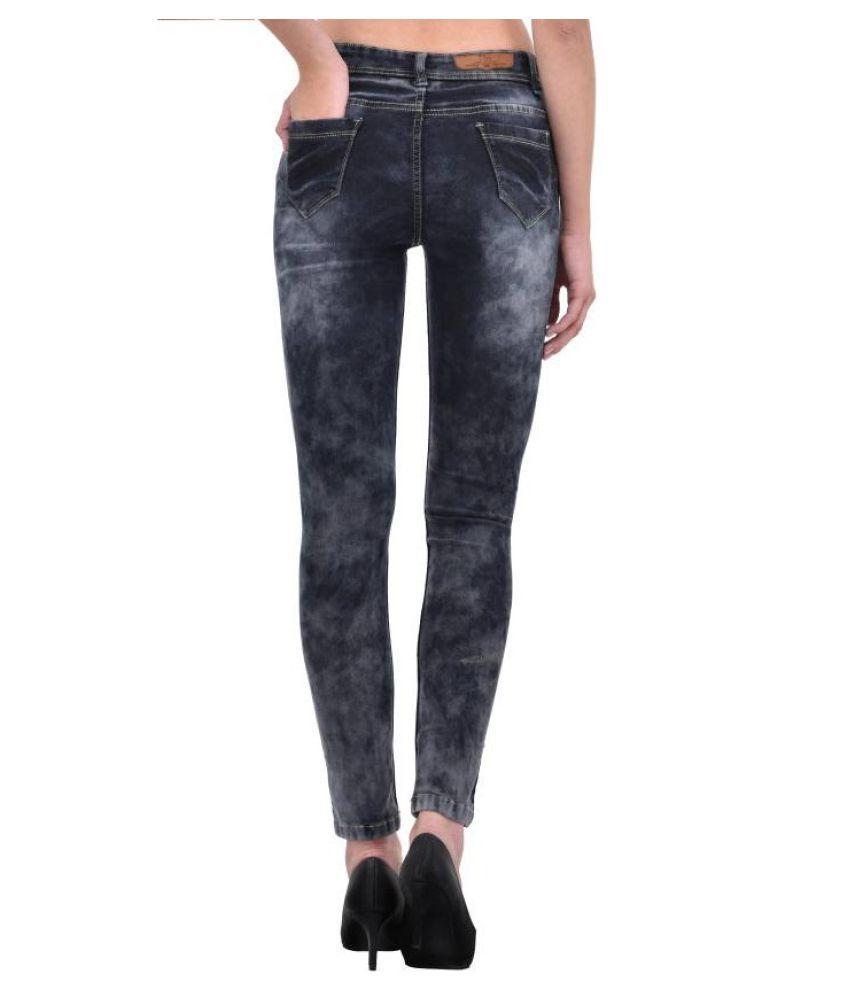 Ritu Designs Denim Jeans - Blue