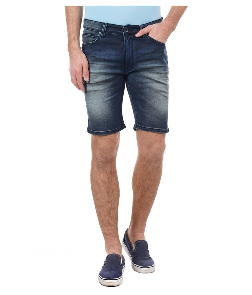 Pepe Jeans Blue Shorts