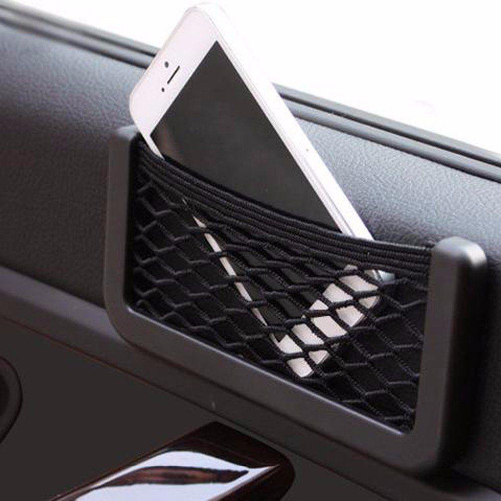 Everbuy Multi Pocket Organizer for Car Door Black