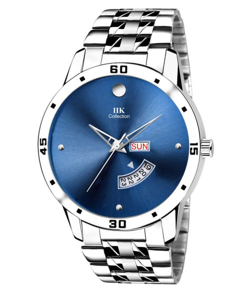 IIK COLLECTION IIK 723M DND Stainless Steel Analog Men #039;s Watch
