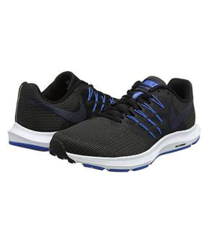 813c4225cda Nike Black Running Shoes - Buy Nike Black Running Shoes Online at Best  Prices in India on Snapdeal