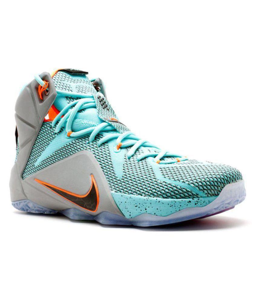 88da20c0401c Nike Lebron X11 Blue Basketball Shoes - Buy Nike Lebron X11 Blue ...