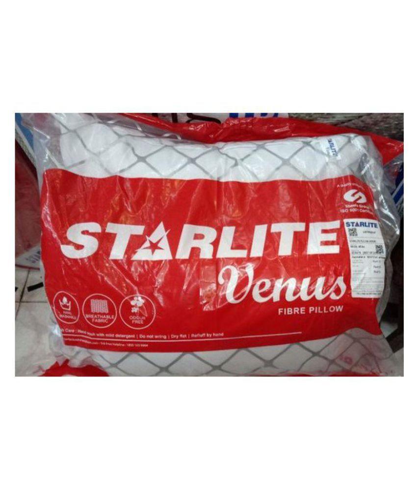 STARLITE Set of 2 Fibre Pillow
