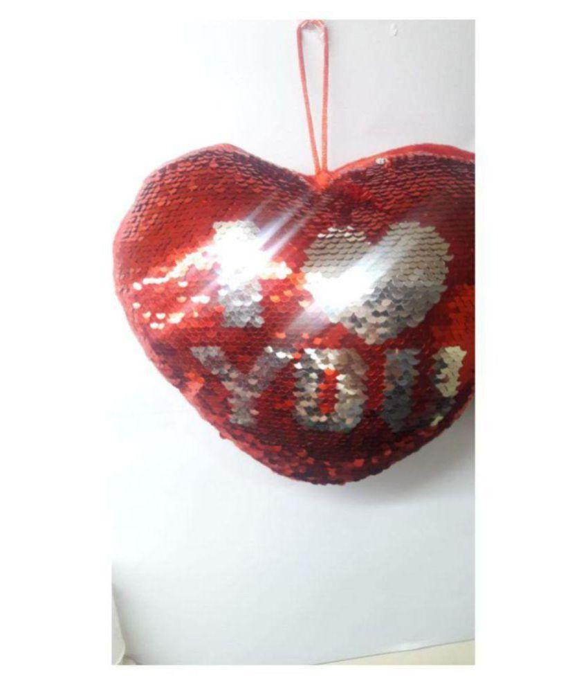 Gulzar Distributers Alloy Valentine Hamper Red - Pack of 1