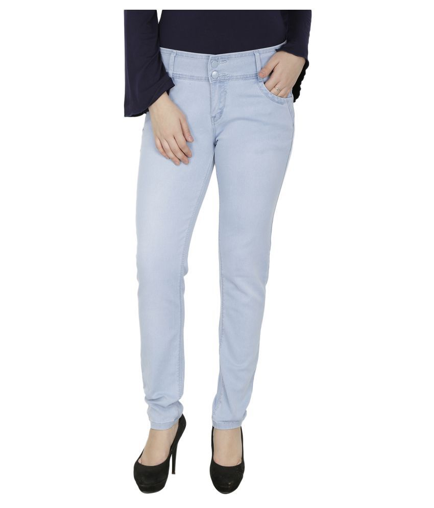 Ritu Designs Denim Jeans - Blue