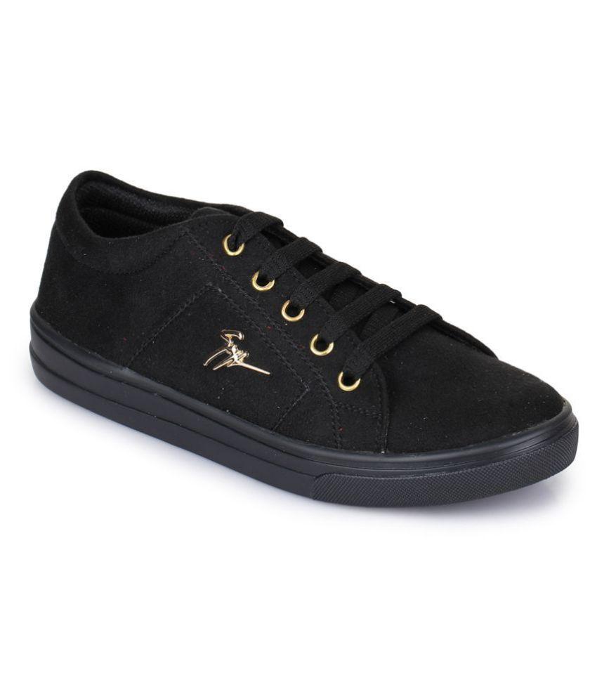 Sapatos Black Casual Shoes