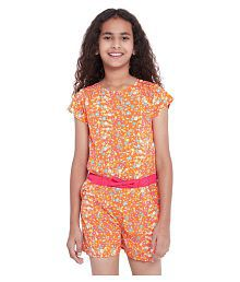 c65ed241b97 Girls Jumpsuits  Buy Stylish Jumpsuits for Girls Online