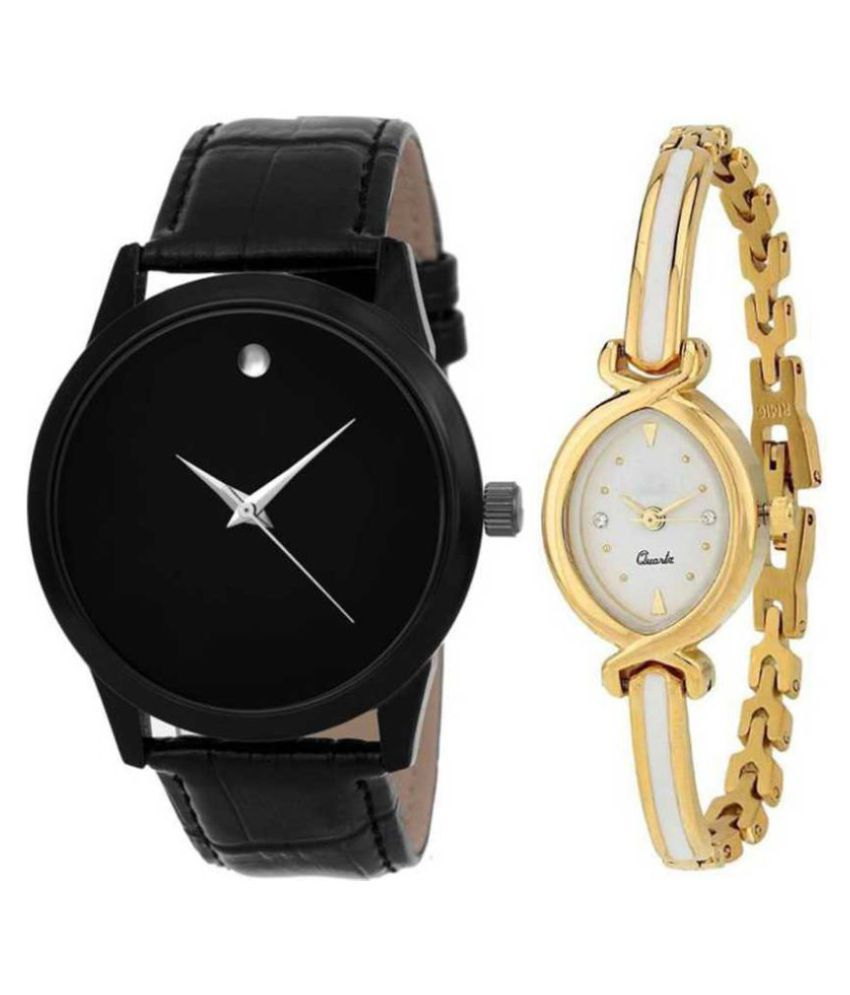 2019 New Collection Stylish Unique Dial Design Couple Watch Price In India Buy 2019 New Collection Stylish Unique Dial Design Couple Watch Online At Snapdeal