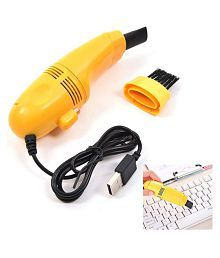 KALOPSIA INDUSTRIES Computer Keyboards USB Vacuum Cleaner Brush Car Washer Vacuum Cleaner