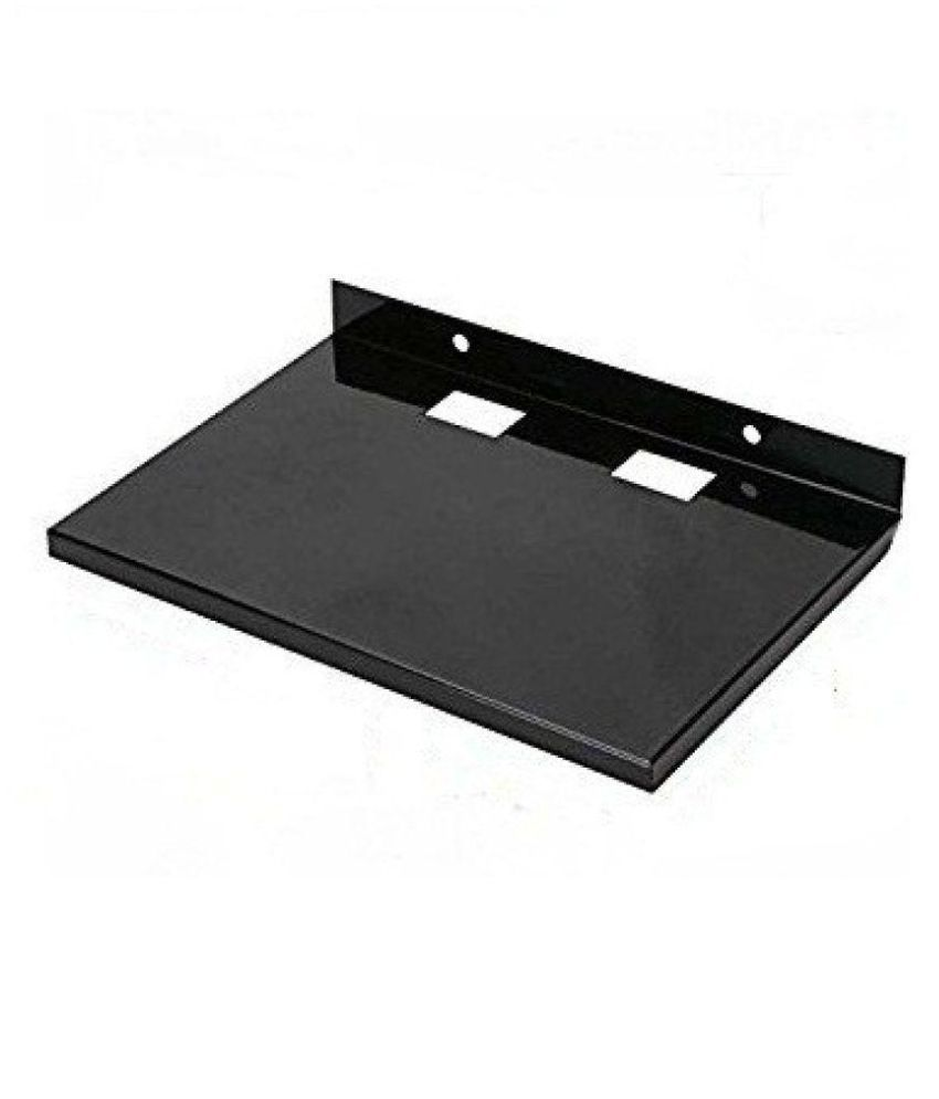 ACCENT METAL SET TOP BOX/DTH/MULTIPURPOSE WALL MOUNT STAND/SHELF