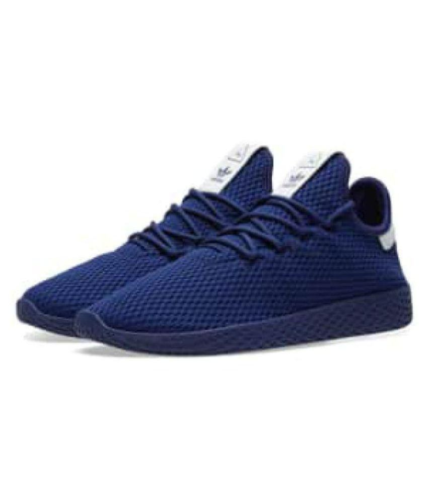 Adidas Party Non-Leather Navy Formal