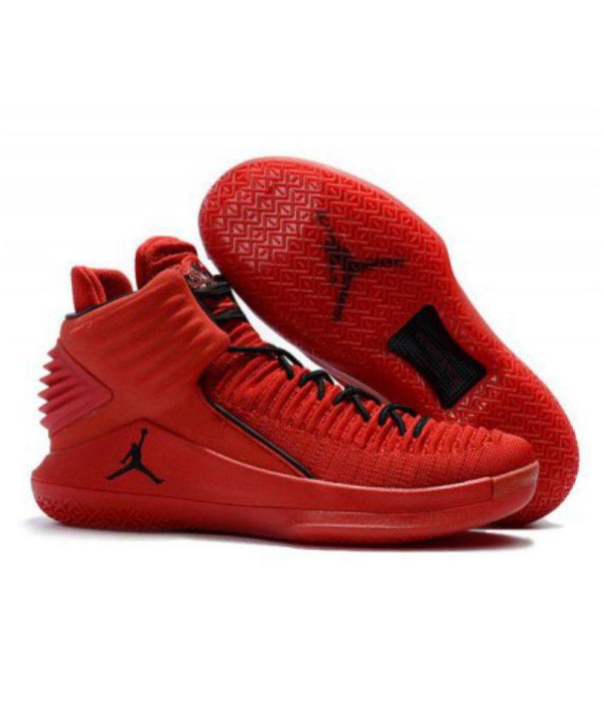 sale uk new arrive buy cheap Nike Air Jordan 32 Red Basketball Shoes