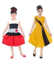 SBN Girls Midi/Knee Length Party Dress