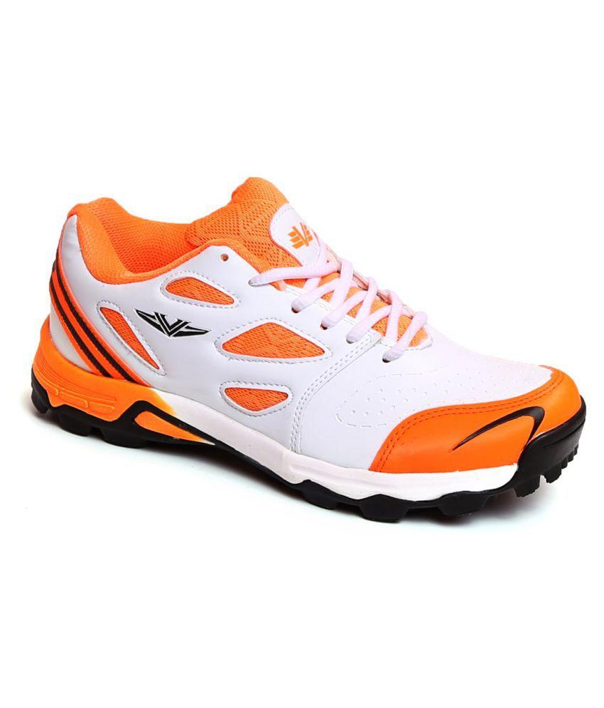 Vijayanti White Cricket Shoes - Buy