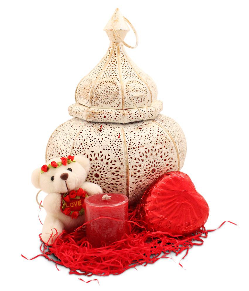 Zoroy Luxury Chocolate Love for your Valentine Chocolate Box Lantern of Eternal  80 gm