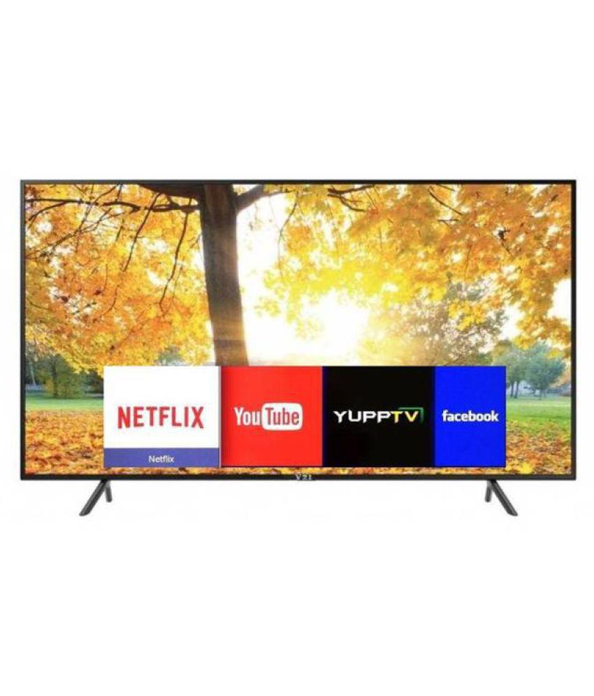 V2 INDIA 55V2i5519S 140 cm   55   Ultra HD  4K  LED Television