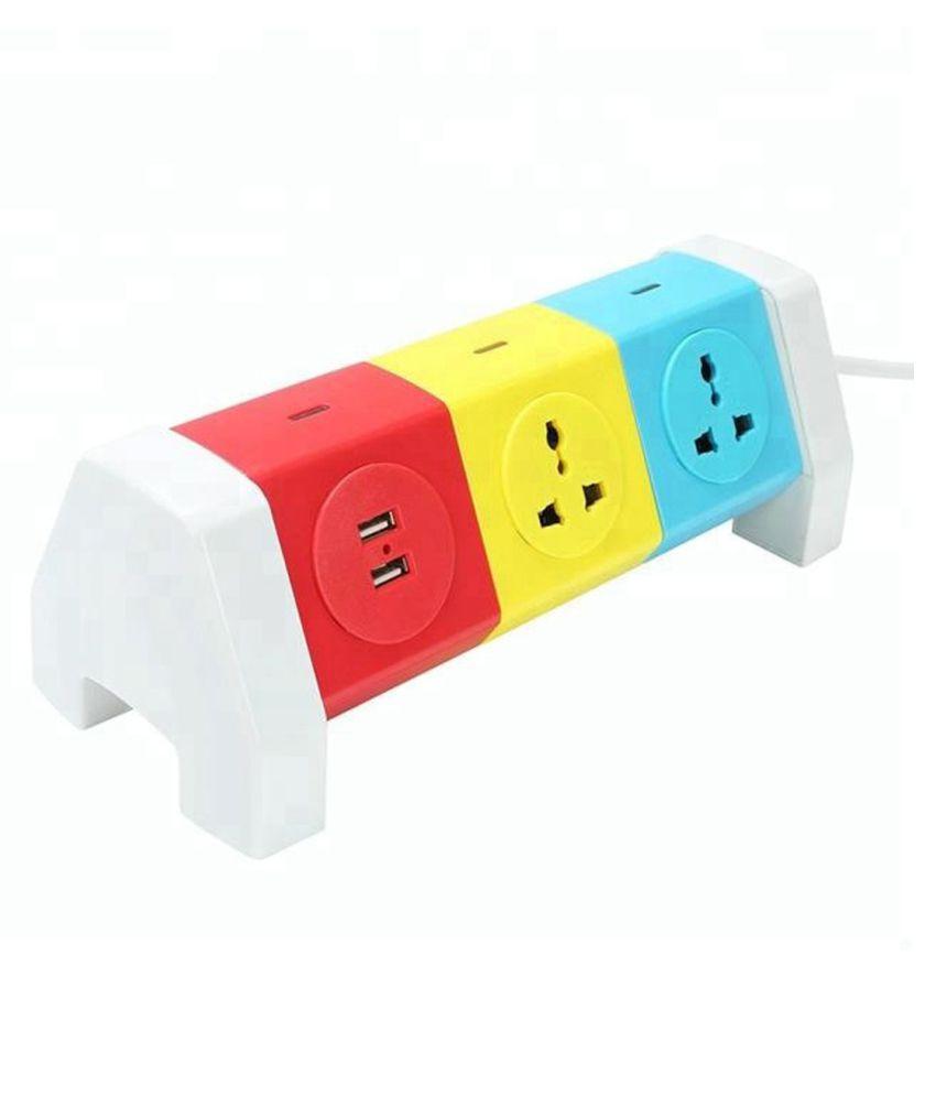 Impro 5 socket Surge Protector