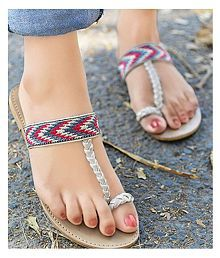 Street Style Store Multi Color Flats