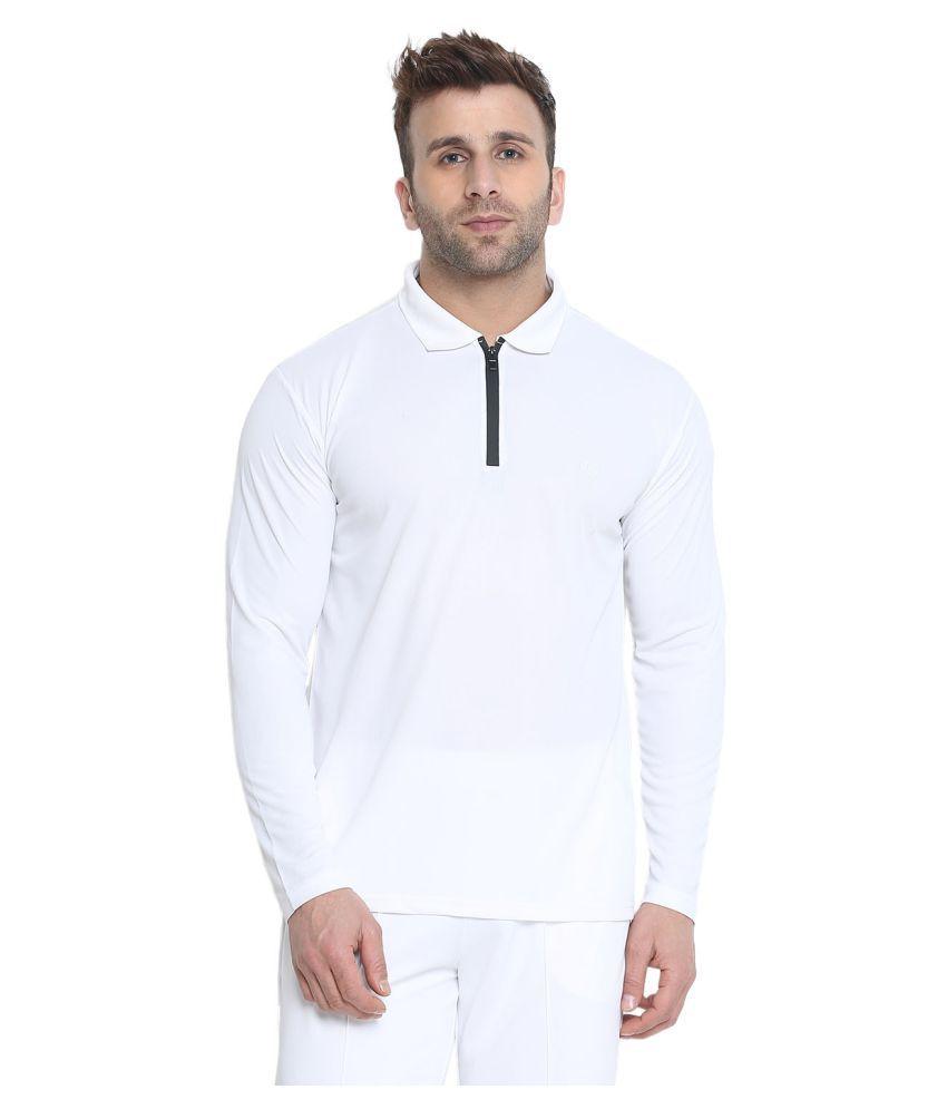 CHKOKKO Full Sleeves Cricket T Shirt Jersey For Boys and Men