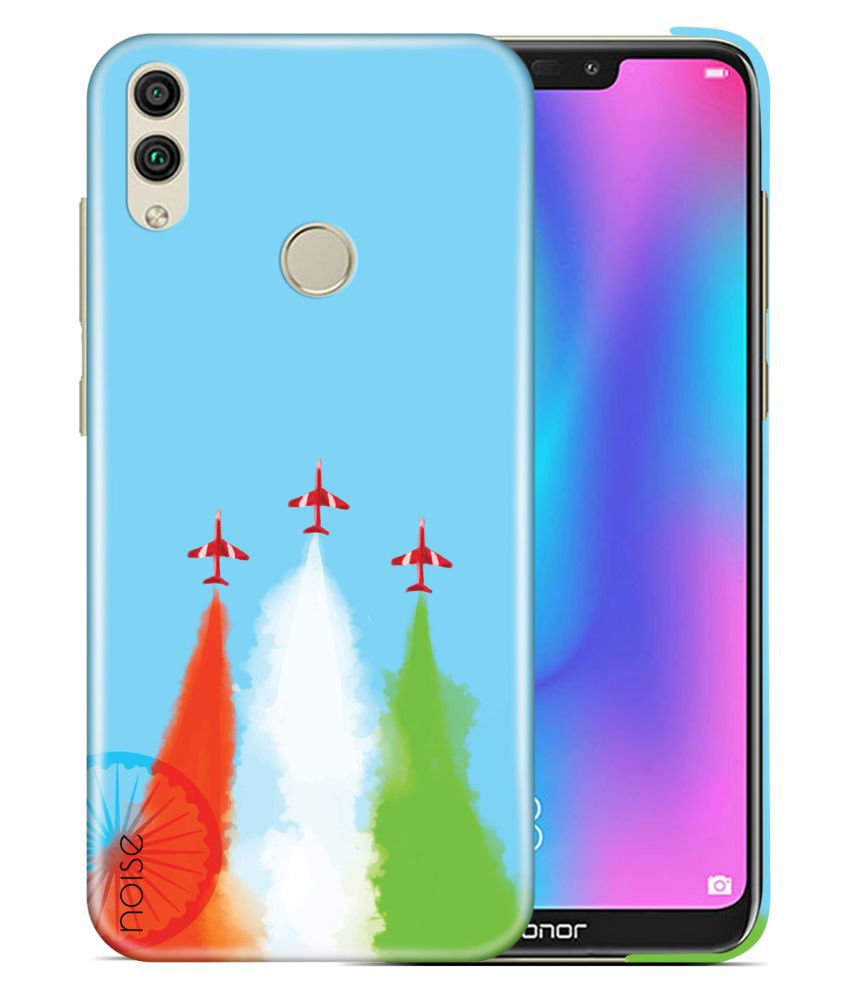 sale retailer 27242 9f9b2 Honor 10 Lite Printed Cover By Noise