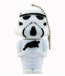 Tobo Cartoon Star Wars Series USB 32GB USB 2.0 Fancy Pendrive Pack of 1