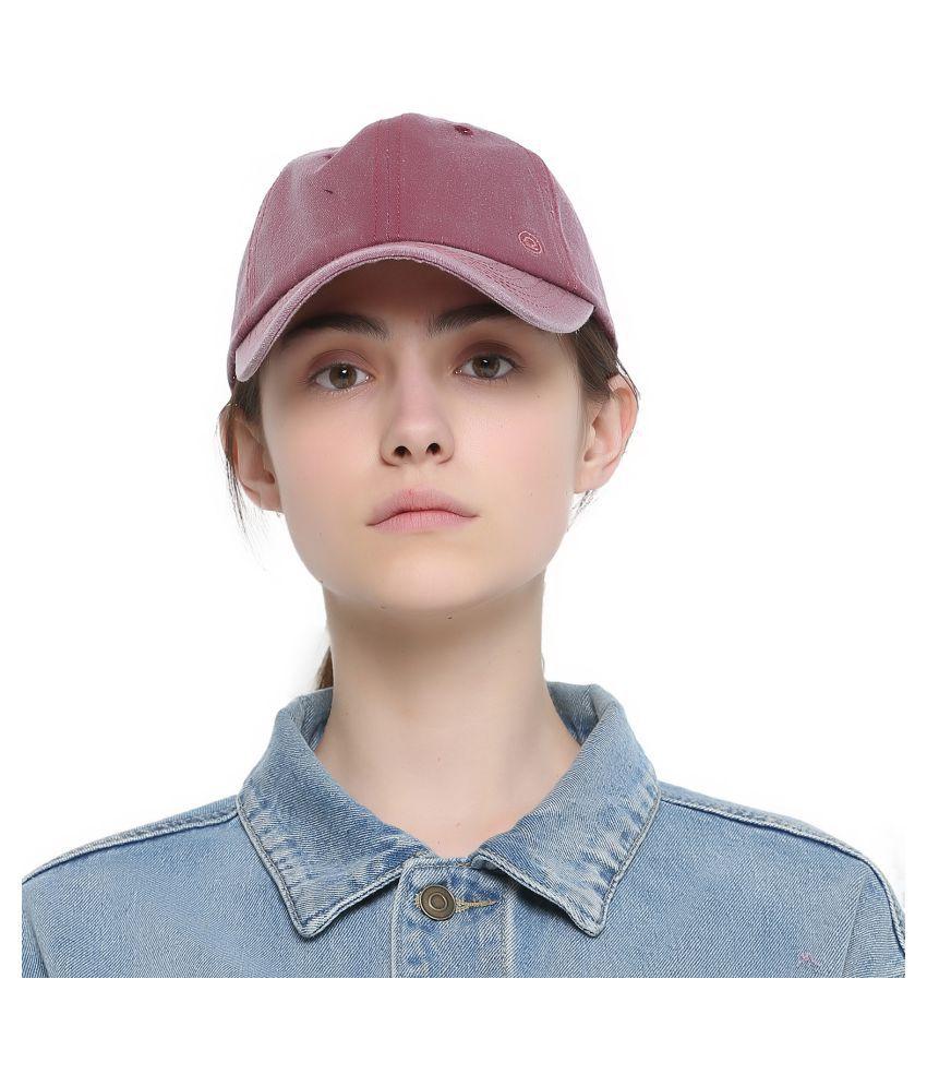 CHKOKKO Trending Mesh Denim Sports Baseball Cotton Unisex Caps  For Men and Women