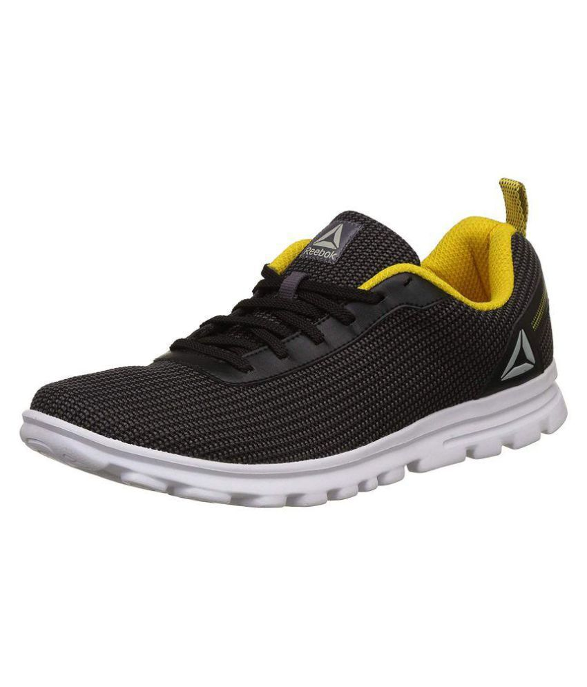 53e159f25f4 Reebok Outdoor Black Casual Shoes - Buy Reebok Outdoor Black Casual Shoes  Online at Best Prices in India on Snapdeal