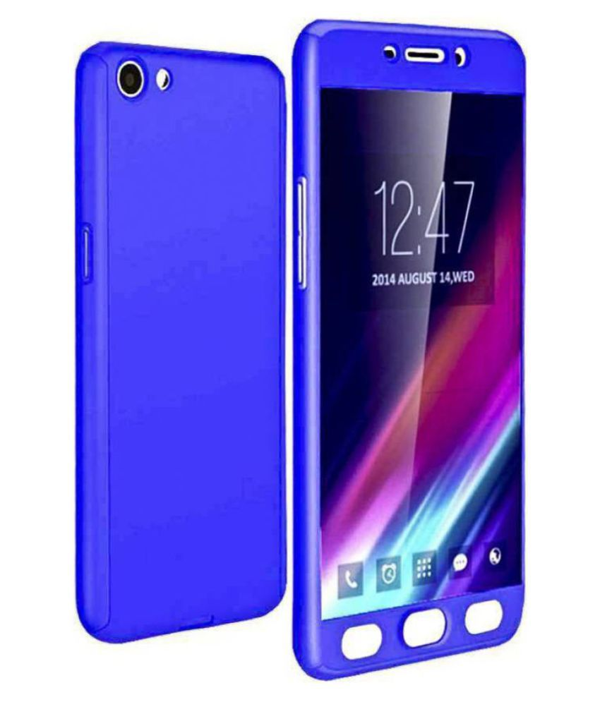 Oppo A71 Shock Proof Case PMR - Blue