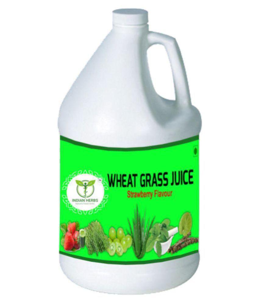 Indian Herbs NATURAL Vegetable Juice 1 l