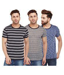 30eb1c7350e8 Quick View. Vimal Multi Half Sleeve T-Shirt ...