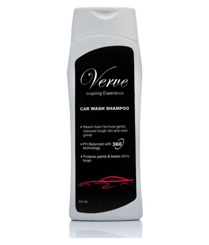 Verve Car Wash Shampoo