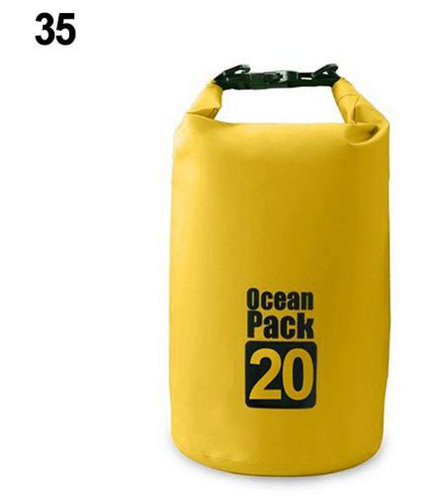 2/5/10/15/20/30L Outdoor Camping Beach Lightweight Waterproof Dry Bag Sack Pack