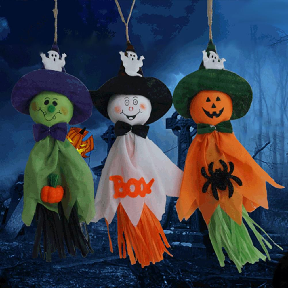 Pumpkin Scarecrow Dangler Hanging Halloween SDL 3 2aa56 JPEG