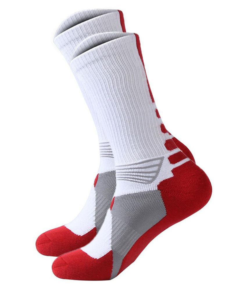 1 Pair Men Women Outdoor Riding Cycling Sports Socks Fashion Breathable Footwear
