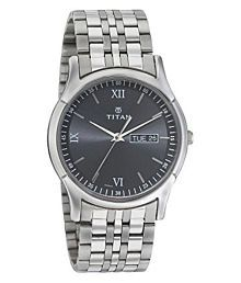 orion 1636sm01 Metal Analog Men's Watch