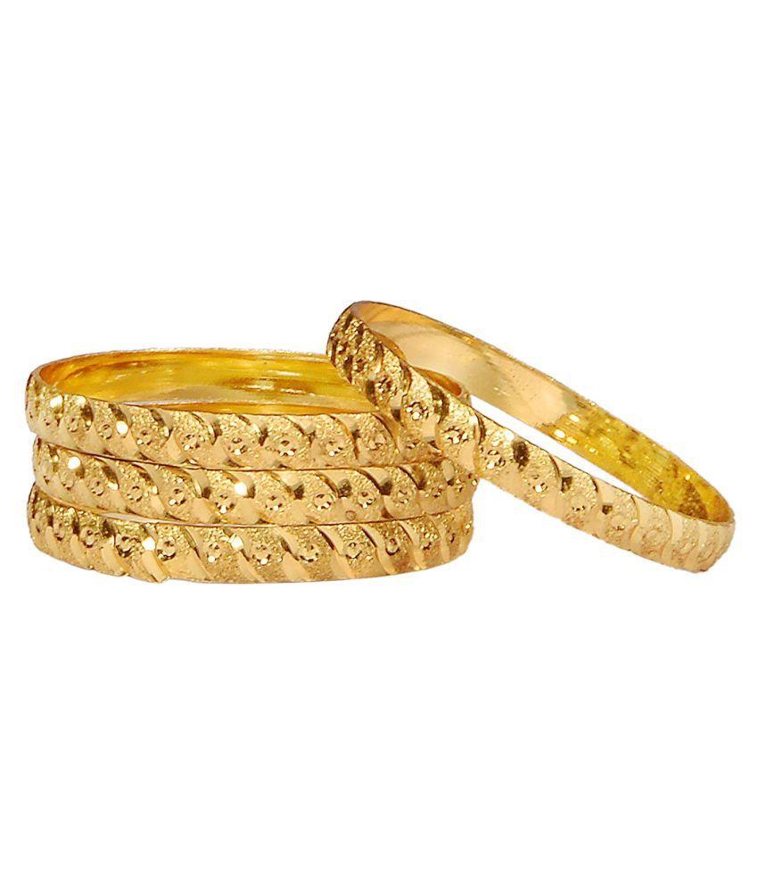 3 Gram Gold Bangles Designs On
