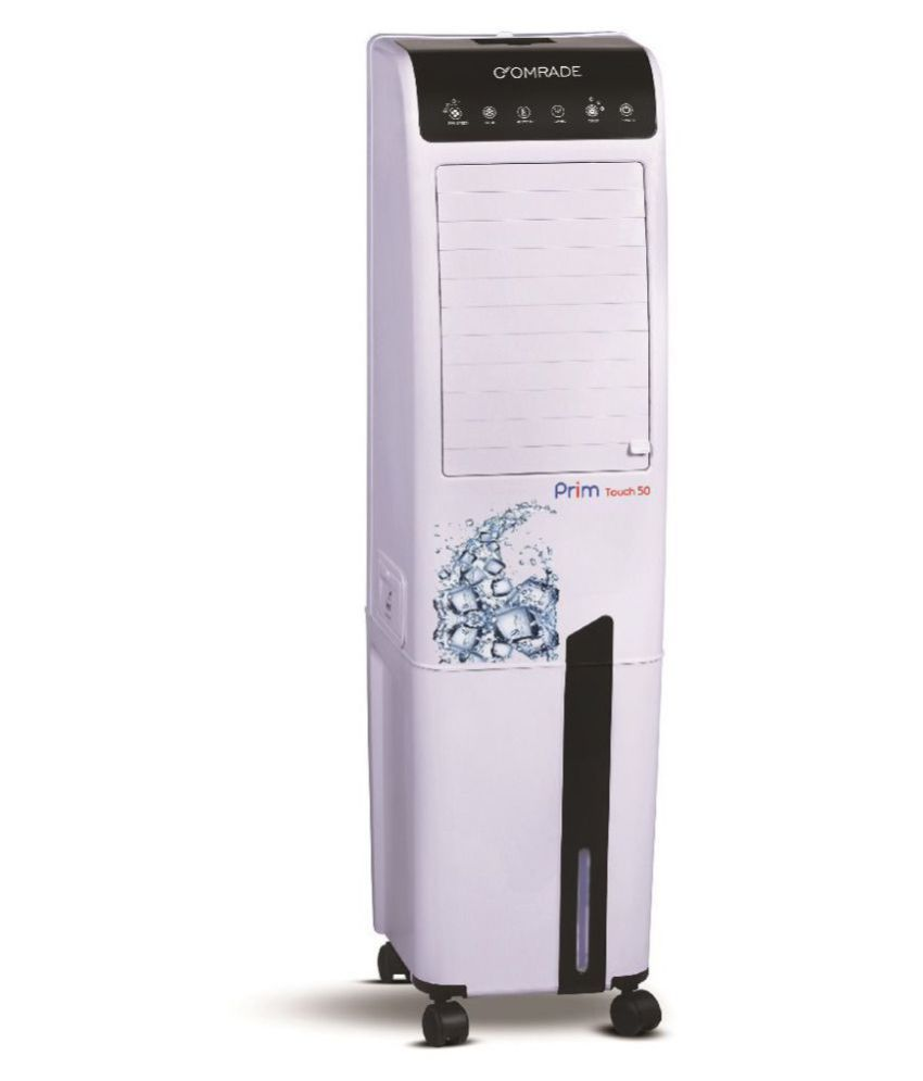 COMRADE PRIM Touch 50 Air cooler 41 to 50 Tower white