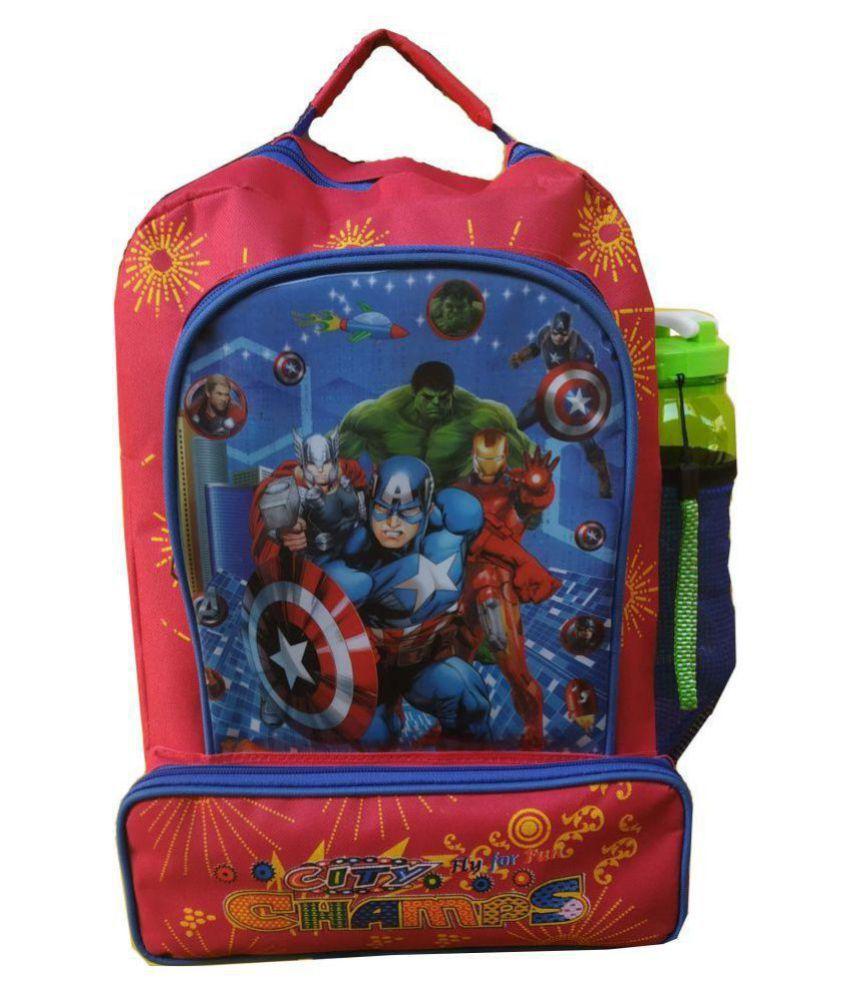 SPORT THRONE 20 LTR KIDS SCHOOL BAG