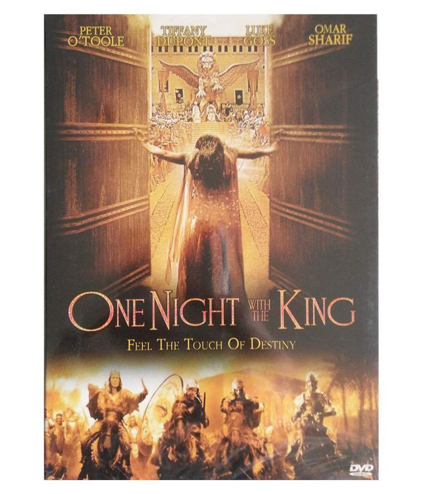 One Night with the King - Tiffany Dupont, Luke Goss, John Noble ( DVD )- English