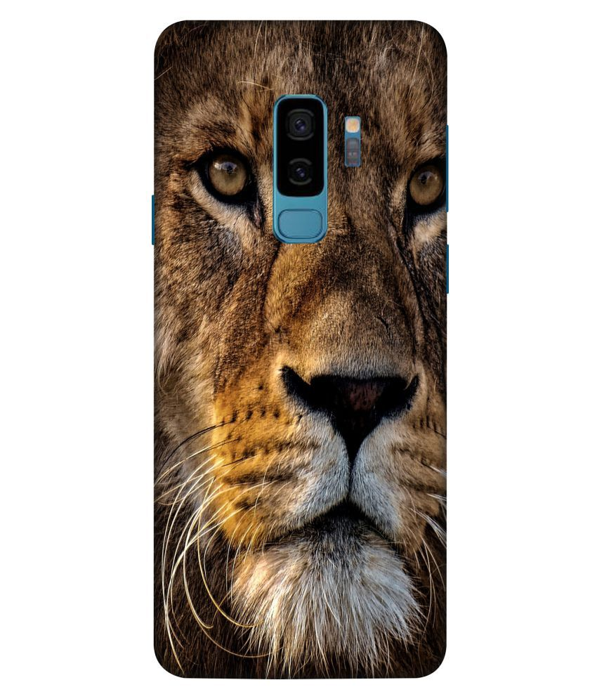 Samsung Galaxy S9 Plus Printed Cover By Crockroz Patterns