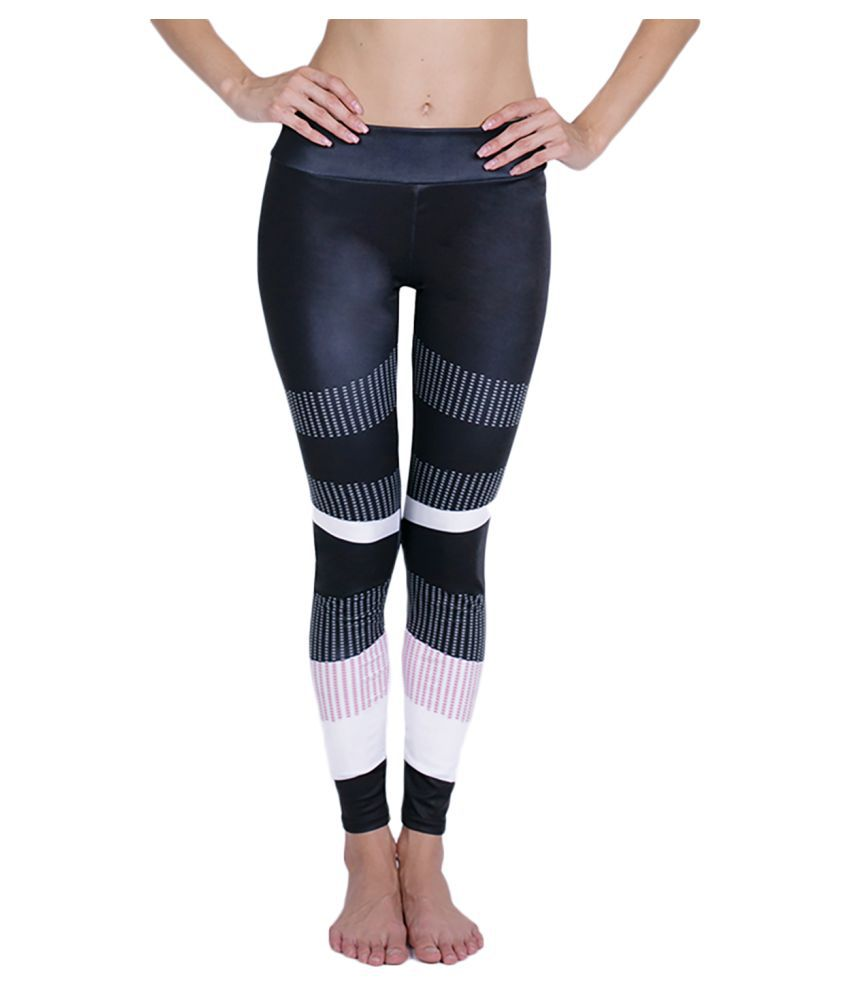 Youstylo Polyester Tights - Multi Color