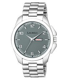 Laurels LWM-MVRK-070707 Stainless Steel Analog Men's Watch